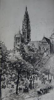 Quiet reflections: the etchings of Ferdinand Schmutzer