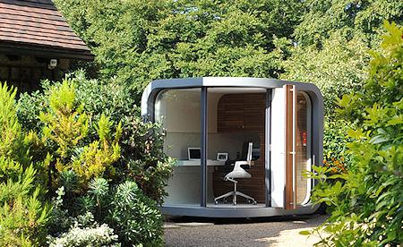 OfficePOD - The Next Generation Of Workplace