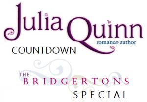 Julia Quinn Countdown!