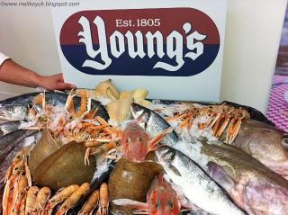 Young's Seafood Event, L'atelier des Chefs