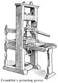 Franklins_printing_press