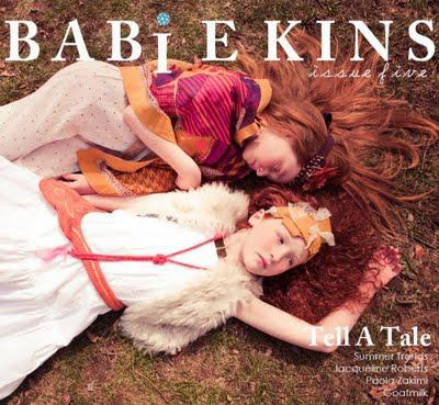 babiekins issue five