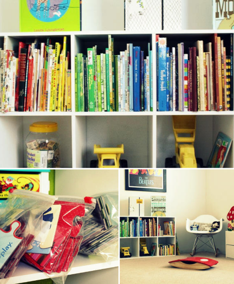 our playroom ..a room tour