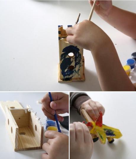 model kit fun ..kid art