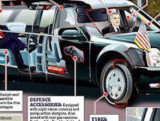Look Inside Obama's Cadillac