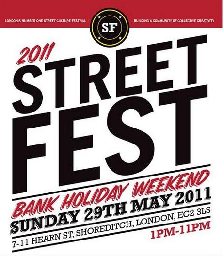 Streetfest 2011 — Shoreditch