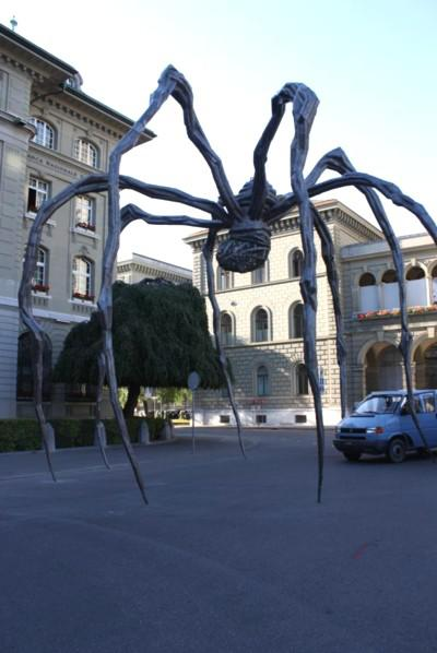 A Giant Spider