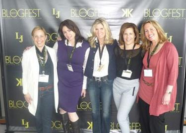 Diary of BlogFest 2011 – Day One!