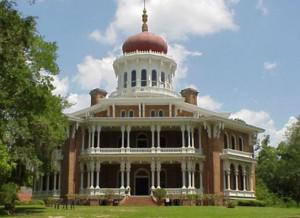 Longwood Mansion, the home of True Blood's King of Mississippi
