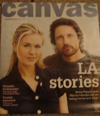Anna Paquin talks to Canvas Mag. about being a Kiwi in Hollywood