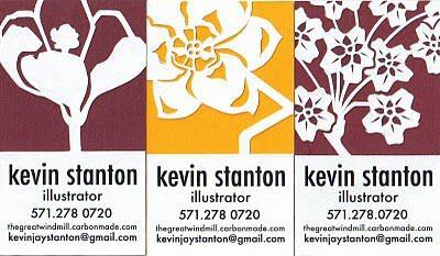 Kevin Stanton - Paper-Cut Artist