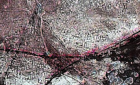 17 Lost Egyptean Pyramids Found By Infrared Satellite Images