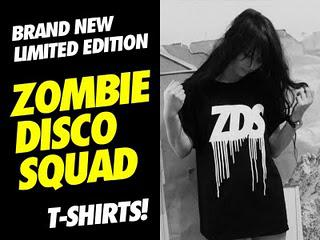 ZDS Tees and Mix