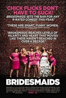 Bridesmaids (Paul Feig, 2011)