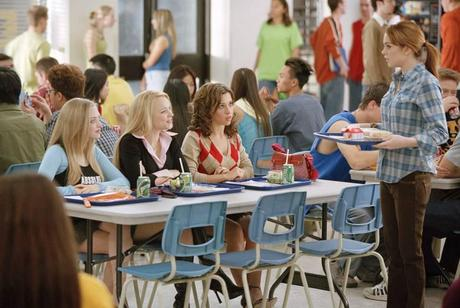 Oh, the lunch table
