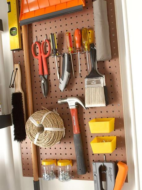 A month by month plan to get your home storage organized: May is the garage