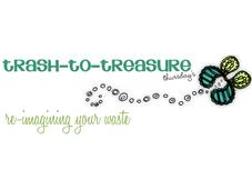 Trash Treasure: Re-Imagining Your Waste {Garden Hoses}