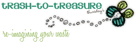 Trash to Treasure: Re-Imagining Your Waste {Garden Hoses}