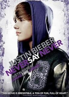 DVD: Justin Bieber: Never Say Never