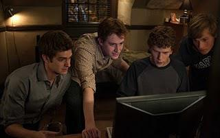 Oscar Countdown, Day 9: The Social Network