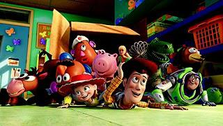 Oscar Countdown, Day 3: Toy Story 3