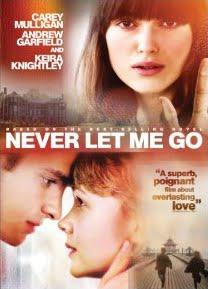DVD: Never Let Me Go