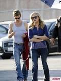 Anna Paquin & Ryan Kwanten: Photographed While Filming True Blood