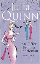 An Offer From a Gentleman (Bridgertons #3) by Julia Quinn