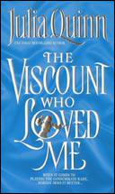 The Viscount Who Loved Me (Bridgertons #2) by Julia Quinn