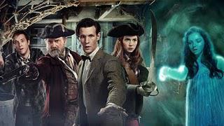 Doctor Who Season 6 Episode 3:  The Curse of the Black Spot