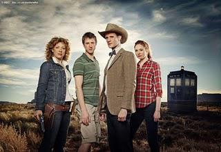 Doctor Who Season 6 Episode 1:  The Impossible Astronaut