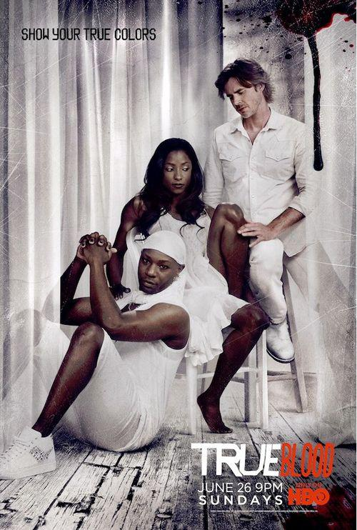 true blood season 4 promotional poster. at TRUE BLOOD#39;s Season 4
