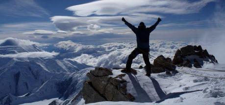 London boy breaks Seven Summits record