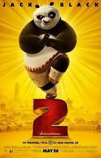 Kung Fu Panda 2 (Jennifer Yuh Nelson, 2011)