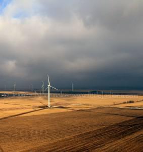 Indiana Wind Turbine: Fowler Ridge Wind Farm