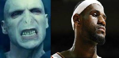 A Hoops Victory for Voldemort.