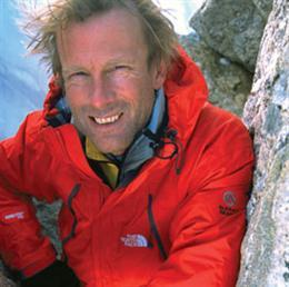Outside Has Seven Questions For Conrad Anker