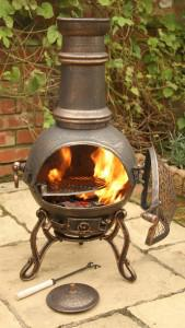 Eco-Friendly Outdoor Heating for the Summer