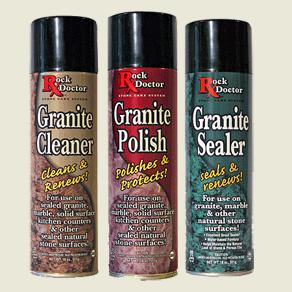 Granite Polish – Be Careful What You Use