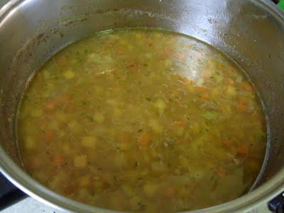 Medicinal soup
