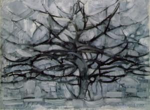 Piet Mondrian Gray Tree 1911