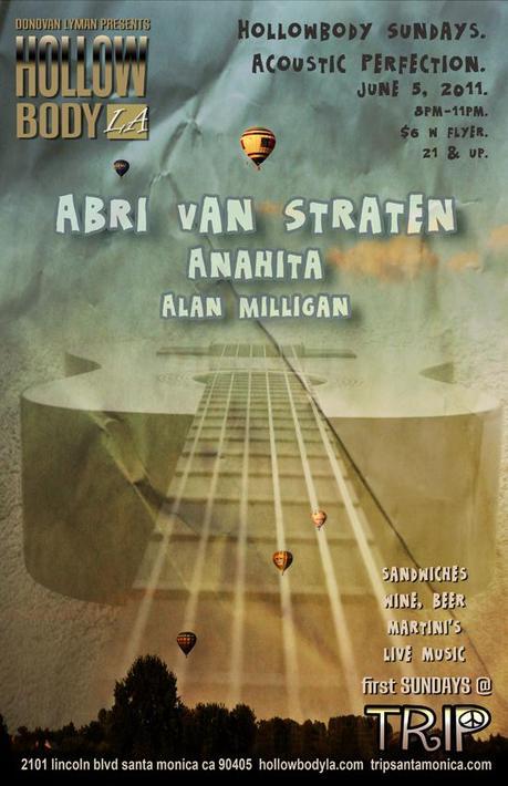 Abri van Straten performance June 5th