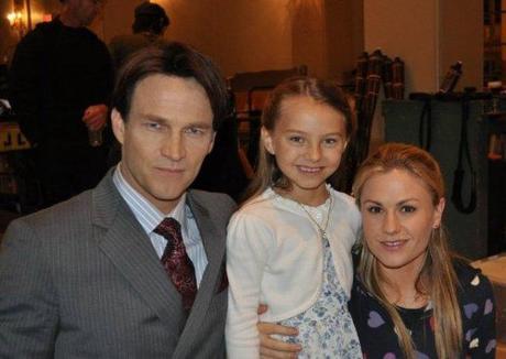 True Blood Season 4 Photos: Kid on Set