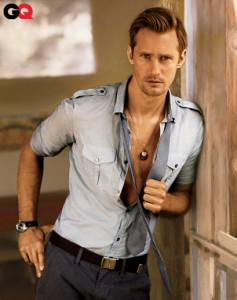 Alexander Skarsgård GQ Cover June 2011