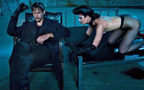 Alexander Skarsgård chooses roles that represent his personality