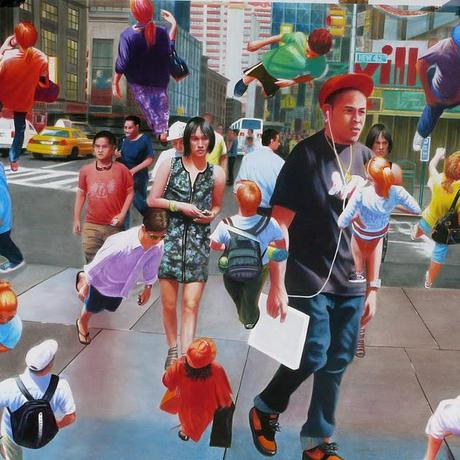 Robert Schmid Paintings at Sears Peyton