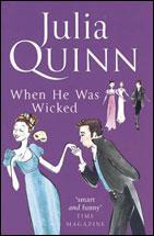 When He Was Wicked (Bridgertons #6) by Julia Quinn