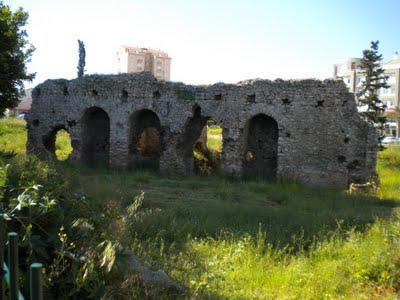 Life among the Ruins
