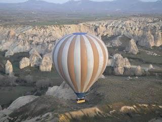 Cappadocia Part 2: Up Up and Away