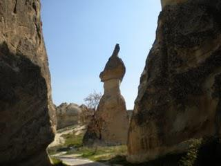 Travels with my Parents - Cappadochia Part 1:  Fairy Chimneys